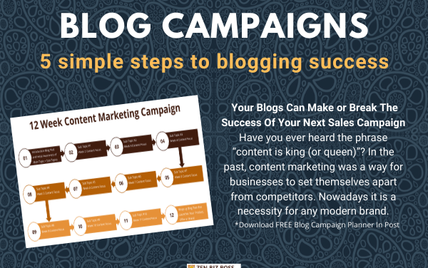 How To Plan A Content Marketing Funnel Campaign: A Simple Formula To Follow