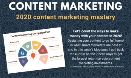 9 Best Ways to Make Money With Content Marketing