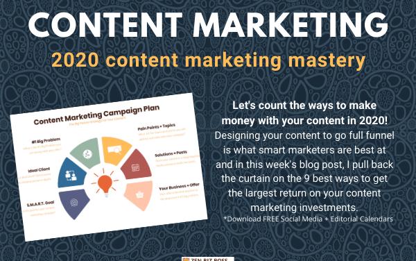 9 Best Ways to Make Money With Content Marketing