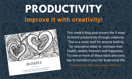 9 Simple Ways to Boost Innovation and Productivity