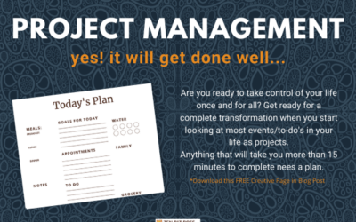 Project management, it can make the difference between success and failure. Here's why…