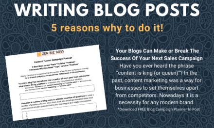 How To Make Money Blogging – Turn Your Business Blog Into A Profit Making Machine