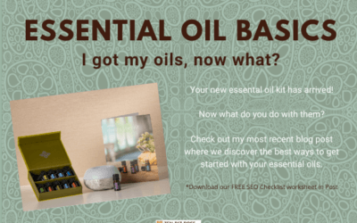 How to use your essential oils, a beginners guide